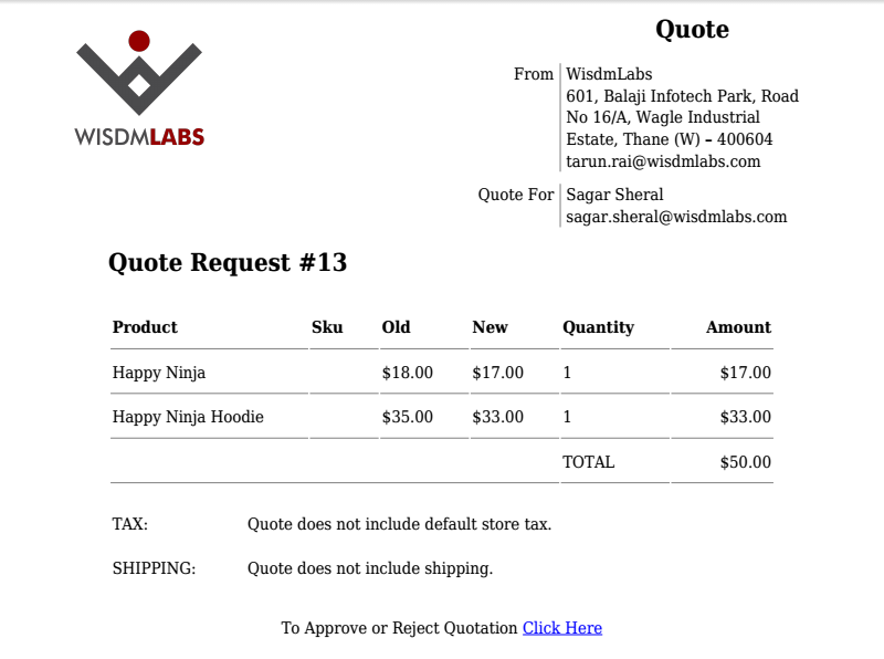 wsdmlabs quotes