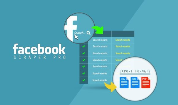 Facebook Scraper Pro